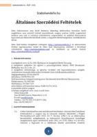 Általános szerződési feltételek PDF 6542e2bb07